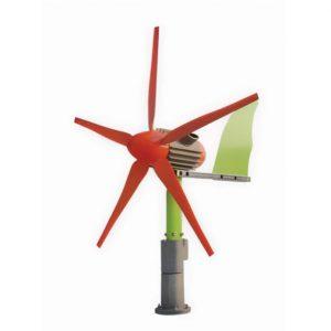 100 Watt Rüzgar Jeneratörü